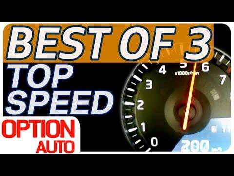 Best way to shoot speed option