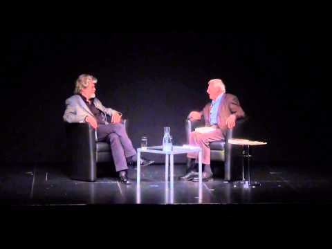 Reinhold Messner im Gespräch mit Reinhold Messner im stadtTheater Walfischgasse