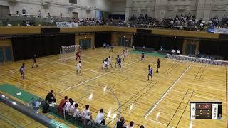 2019年IH ハンドボール 男子 1回戦 大分(大分)VS 横浜創学館(神奈川)