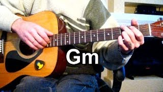 А. Розенбаум - Вальс бостон Тональность ( Gm ) Песни под гитару