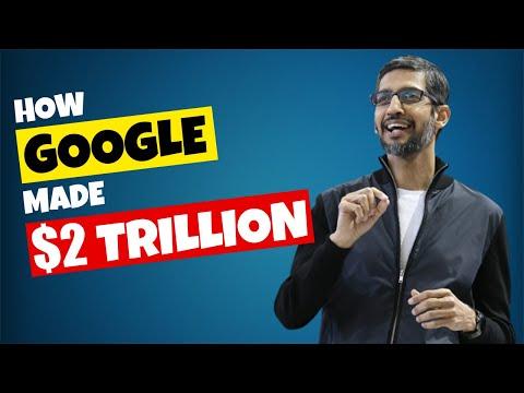 GOOGLE Business Model | Case Study | How GOOGLE earns? | Hindi