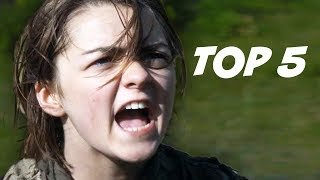 Game Of Thrones Season 4 Episode 5 - Top 5 WTF Moments