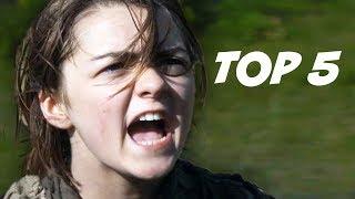 Game Of Thrones Season 4 Episode 5 Top 5 WTF Moments. Jon Snow VS K...