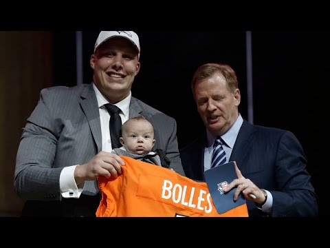 Denver Broncos take OT Garett Bolles with first-round pick in 2017 NFL draft