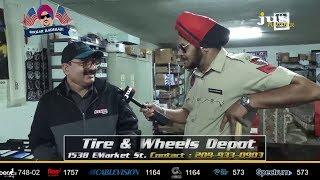Bikkar Badshah || Tire & Wheels Depot || Jus Punjabi