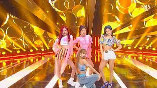 Cover images BLACKPINK - 'FOREVER YOUNG' 0715 SBS Inkigayo