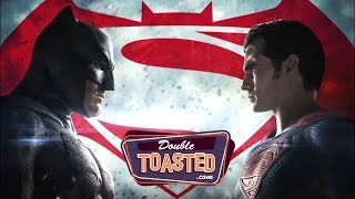BATMAN V SUPERMAN ULTIMATE EDITION REVIEW - Double Toasted Highlight