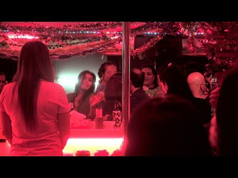 The unknown secret bars and side soi's of Walking Street PATTAYA