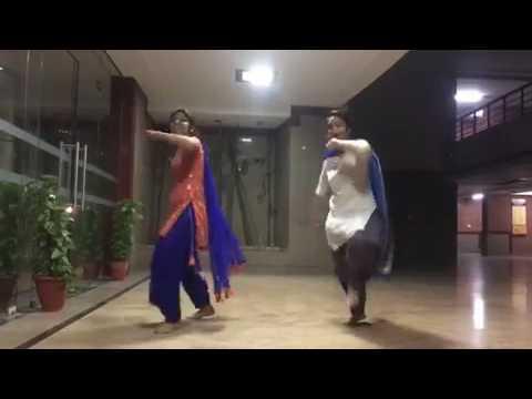 Girls dancing on sargun mehta movie jindua song