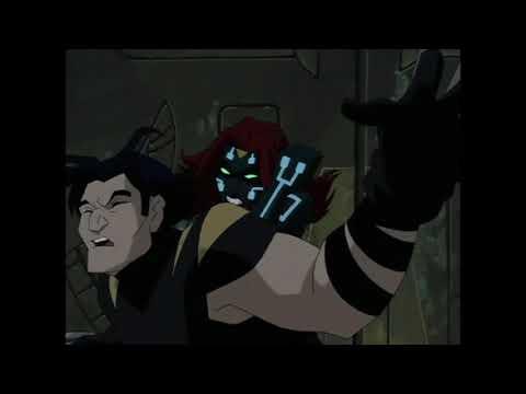 X-Men Evolution Female Action Scenes Part 20