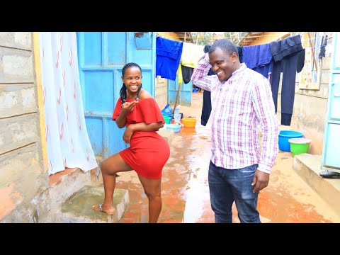 Don't try this on a Kenyan lady