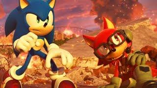 Sonic Forces - Full Walkthrough