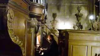 Cadentia du 2ème ton C.KOLB Pierre ASTOR orgue Schwenkedel St Nicolas Neufchateau