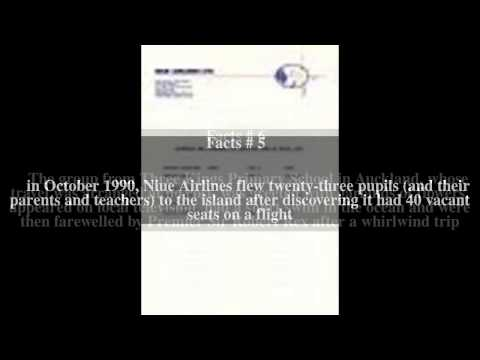 Niue Airlines Top # 9 Facts
