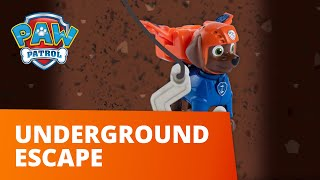 PAW Patrol  Ultimate Underground Escape  Toy Episode