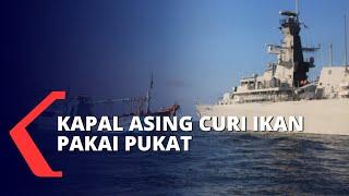 Kapal Asing Sering Curi Ikan di Natuna, Ini Kata Nelayan