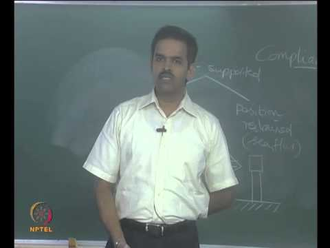 Mod-01 Lec-01 Introduction to different types of ocean structures I