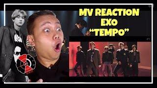 """MV REACTION #40 - EXO """"TEMPO"""""""