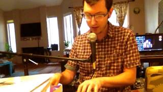 (545) Zachary Scot Johnson Song To A Seagull Joni Mitchell Cover thesongadayproject Zackary Scott
