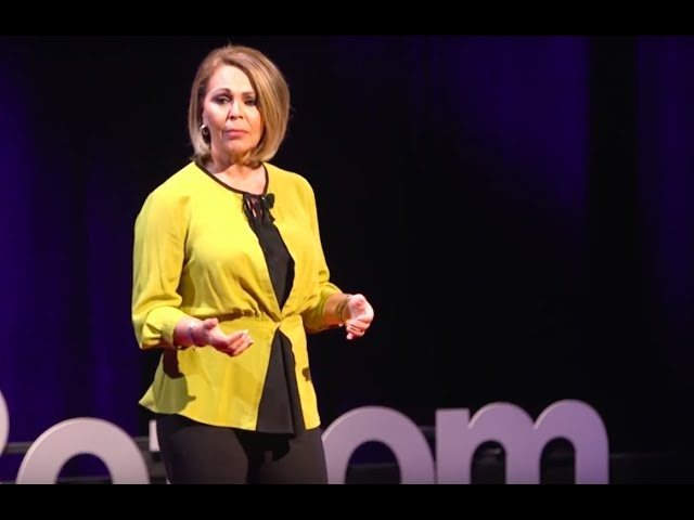 Raising my hand in Spanish-Language media | Maria Salinas | TEDxFoggyBottom