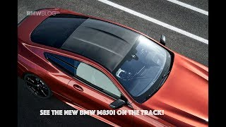Here is the BMW M850i xDrive on the Estoril track!