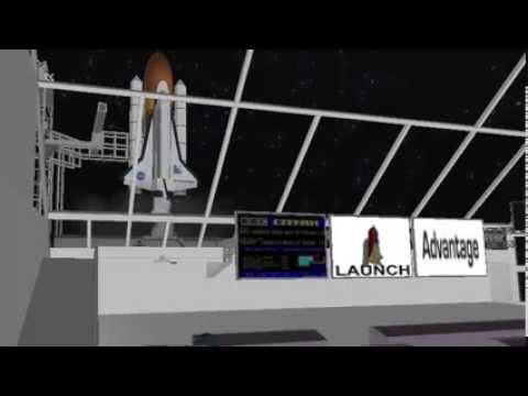 Pinewood Space Shuttle Advantage - Roblox Go