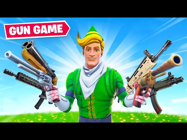 Why Gun Game Is the *BEST* Fortnite!
