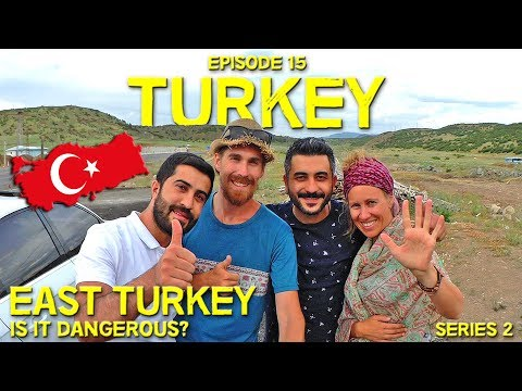 EAST TURKEY // IS IT SAFE? // Hitchhiking in Turkey // EP 15