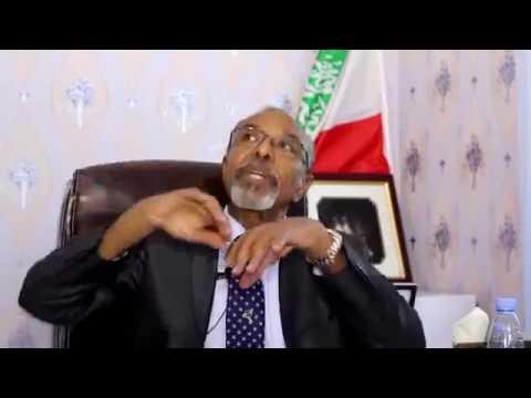 Xukumada Kornayl Muuse Biixi oo ka hadashay Hawada S/land oo Somalia la wareegtay