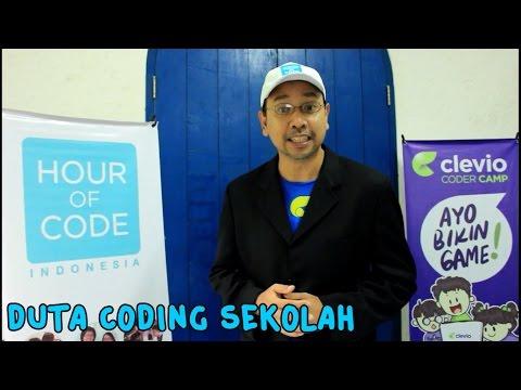 Duta Coding Sekolah - Hour of Code Indonesia 2016