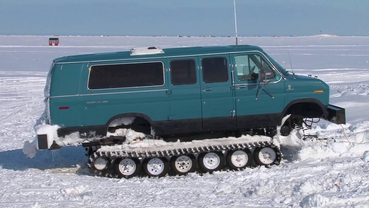 vans track