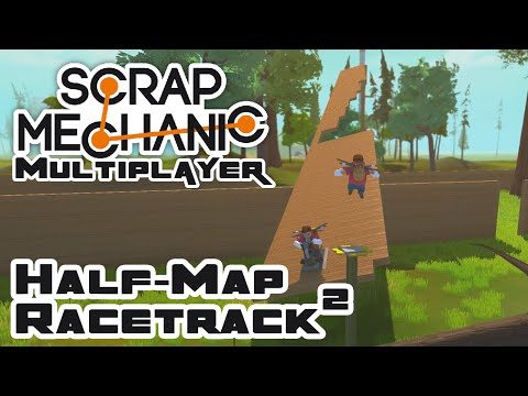 The Half-Map Racetrack, Part 2 - Let