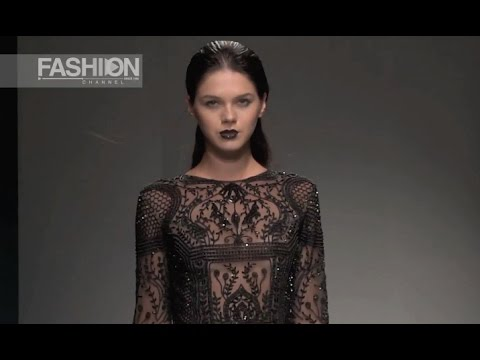 AIISHA RAMADAN Spring Summer 2017 | ARAB Fashion Week by Fashion Channel
