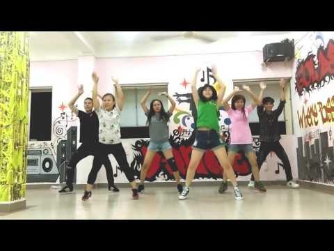 Nhảy hiện đại thiếu nhi - Daddy - Goldstar Dance Club