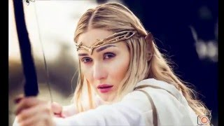 "Amazing foto-shooting -Galadriel ELF ""Lord of the Rings"""