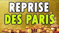 LES PARIS SPORTIFS REPRENNENT 💰💰💰