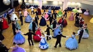 Исторические балы в Новосибирске. Медиваль. Котильон №4