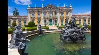 Дворец Келуш - Португалия - Блог про интересные места