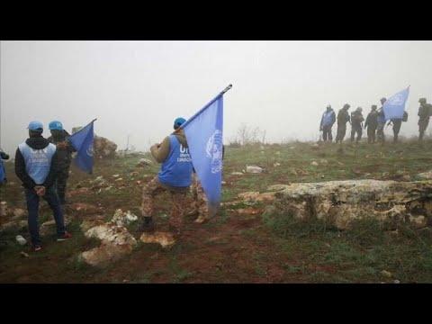 قوات حفظ السلام تُسّير دوريات على الحدود اللبنانية الإسرائيلية …  - نشر قبل 5 ساعة
