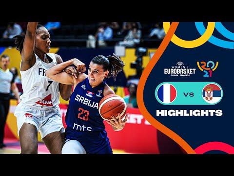 France - Serbia   Full Highlights   Final