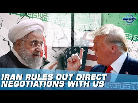 Iran Rules Out Direct Negotiations With US | Indus News