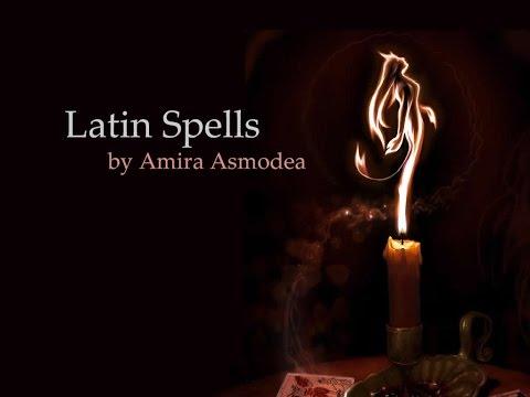Spells in Latin