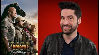 Jumanji: The Next Level - Movie Review