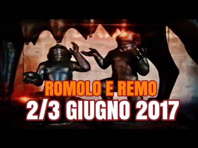 Video programma Romolo e Remo