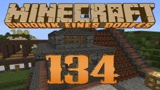 Minecraft Zeit: #134 Chronik Eines Dorfes (Mein Schatz) [HD/Deutsch/1.4.2]