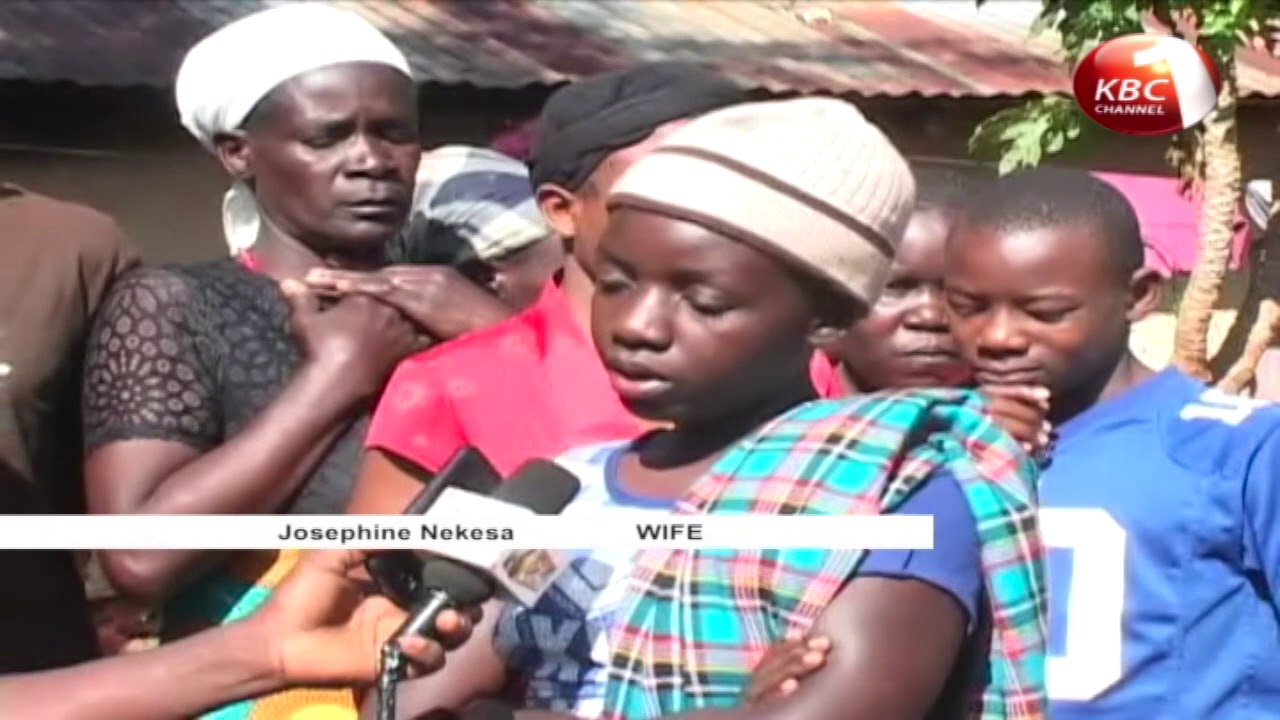 Man locks himself in and sets house on fire in Kakamega