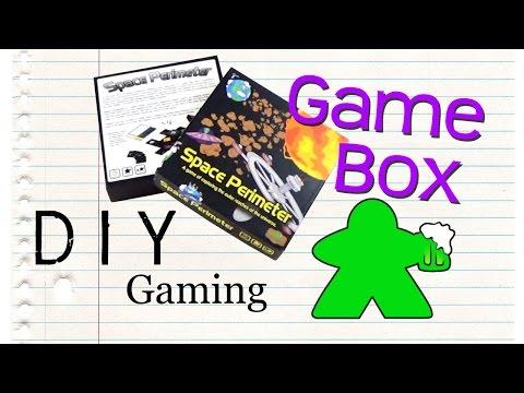 DIY Gaming - How to Make a Game Box