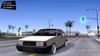Tofaş - Turbo Şahin 06 AEH 99 Grand Theft Auto San Andreas GtaInside