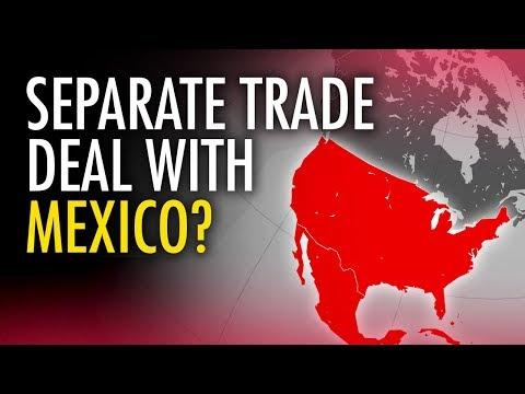 Trump & Mexico might ditch Trudeau   David Menzies