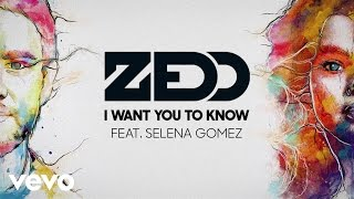 Video Zedd - I Want You To Know (Audio) ft. Selena Gomez download MP3, 3GP, MP4, WEBM, AVI, FLV September 2018